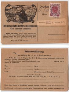 Internationale Markenborse Liechtenstein