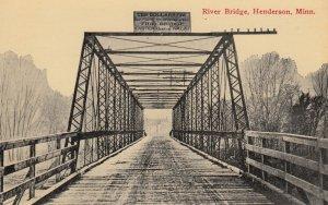 HENDERSON , Minn. , 00-10s ; River Bridge