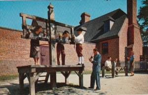 Public Gaol Williamsburg Virginia