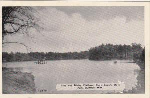 Mississippi Quitman Lake and Diving Platform Clark County State Park Dexter P...