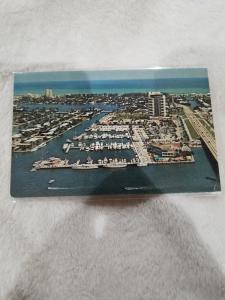 Vintage Postcard, Pier 66, Fort Lauderdale