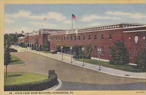Pennsylvania Harrisburg State Farm Show Building
