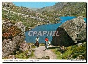 Postcard Modern Rock Turnpike Nr Gap of Dunloe Killarney Ireland