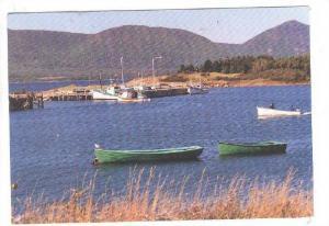Dingwall Harbour , Cape Breton , Nova Scotia , Canada, 50-70s