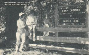 Michigan Grand Junction Camp Cherith At Saddle Lake Artvue