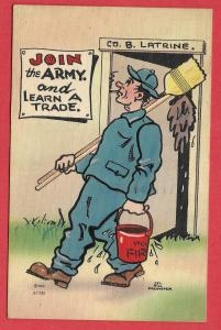 Join The Army and Learn A Trade - 1943