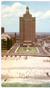 NJ - Atlantic City, Hotel Claridge