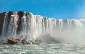 Canada Niagara Falls Ontario Horseshoe Falls
