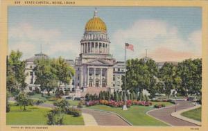 Idaho Boise State Capitol Curteich