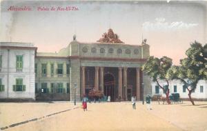 Egypt Alexandria Ras -El -Tin Palace