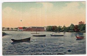 Lynn, Mass, Flax Pond