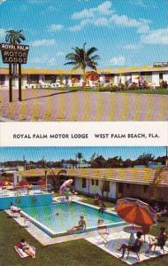 Florida West Palm Beach Royal Palm Motor Lodge With Pool