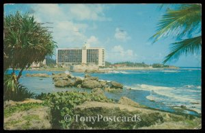 Caribe Hilton Hotel, San Juan, Puerto Rico