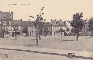 Place Luton, Reims (Marne), France, 1900-1910s