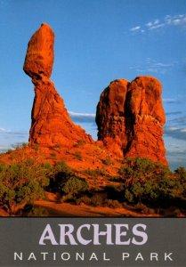 Utah Arches National Park Balanced Rock
