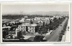 australia, ADELAIDE, North Terrace (1950s) RPPC