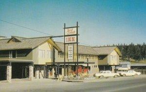 100 MILE HOUSE , B.C., Canada, 50-60s; Red Coach Inn