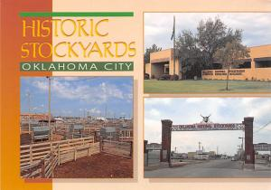 Historic Stockyards -