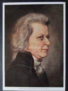 Composer / Musician: WOLFGANG AMADEUS MOZART - Pub by Ackermanns