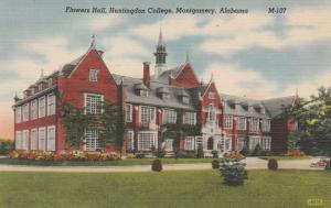 Flowers Hall at Huntingdon College - Montgomery AL, Alabama - Linen
