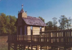 Chapel Built 1989 Nashville Illinois