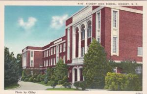 North Carolina Hickory High School