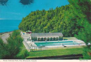 Swimming Pool , Fundy National Park , New brunswick , Canada , 60-80s