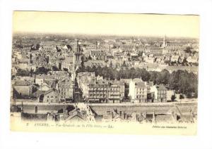 Vue Generale Sur La Ville Basse, Angers (Maine-et-Loire), France, 1900-1910s