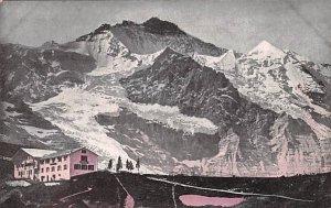 Jung Frau Swiss Alps Switzerland Unused