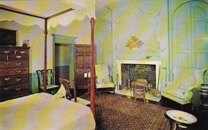 Virginia Lorton Bed Chamber Gunston Hall