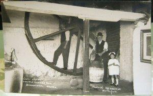 England Water Wheel Fox and Hounds Inn Beauworth Hants - unposted