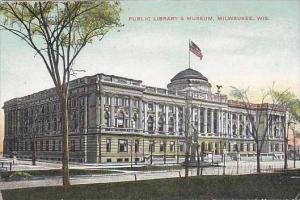 Wisconsin Milwaukee Public Library &  Museum
