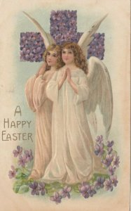 EASTER, 1908 ; Two Angels