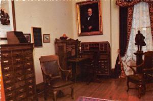 Home of President Benajmin Harrison - Indianapolis, Indiana, USA