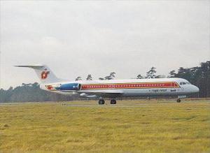 ROYAL ZWAZI NATIONAL AIRWAYS FOKKER 100