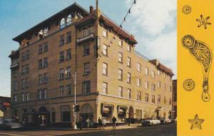 Plaza Motor Hotel , KAMLOOPS , B.C. , Canada , 40-60s