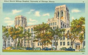 USA Albert Merritt Billings Hospital University of Chicago Illinois 02.72