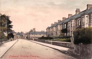 Liskeard Victoria Terrace Frith's Series 1915