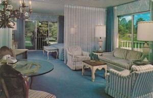 Wyoming Cheyenne Little America Typical Motel Room