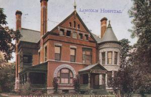 Nebraska Lincoln Ramethenian Restorium Lincoln Hospital 1914
