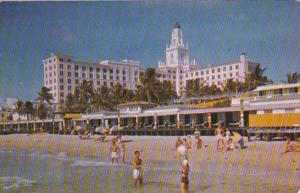 Florida Miami Springs Roney Plaza Hotel