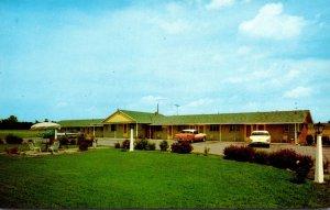 Ohio Bellefontaine The Karus Plaza Motel
