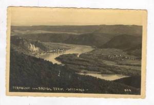 RP  Fernblick vom SANDL - WACHAU-, Austria, PU 1930