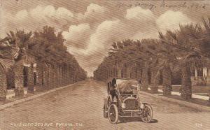POMONA , California , PU-1912; San Francisco Avenue