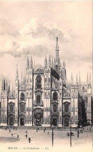 La Cathedrale Milan France Unused