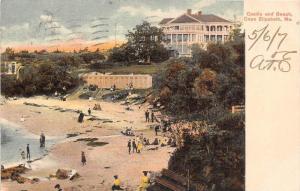 Maine  Cape Elizabeth, Casino and Beach