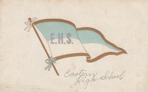 WASHINGTON D.C., 1901-07 ; Eastern High School Pennet Postcard
