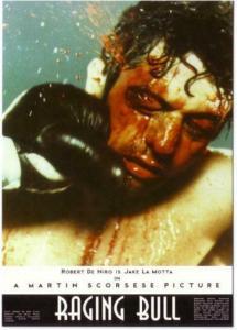 Postcard of Raging Bull Robert De Niro Movie #2