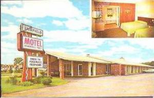 SC Winnsboro Fairfield Motel