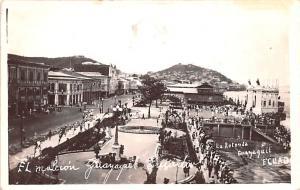 Guayaquil Ecuador, Republica del Ecuador El Maleion Guayaquil El Maleion